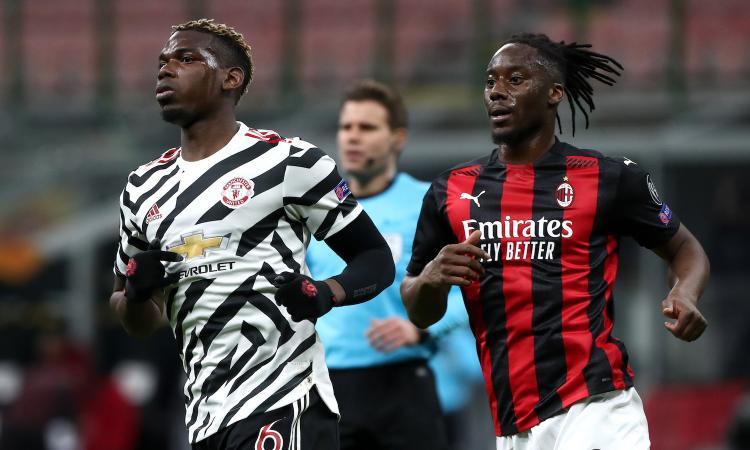 Milan – Manchester Utd (0-1), le pagelle: Meitè errore fatale, bene Tomori