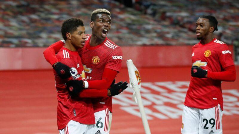 Lo United arriva alla gara col Milan sulle ali dell'entusiasmo