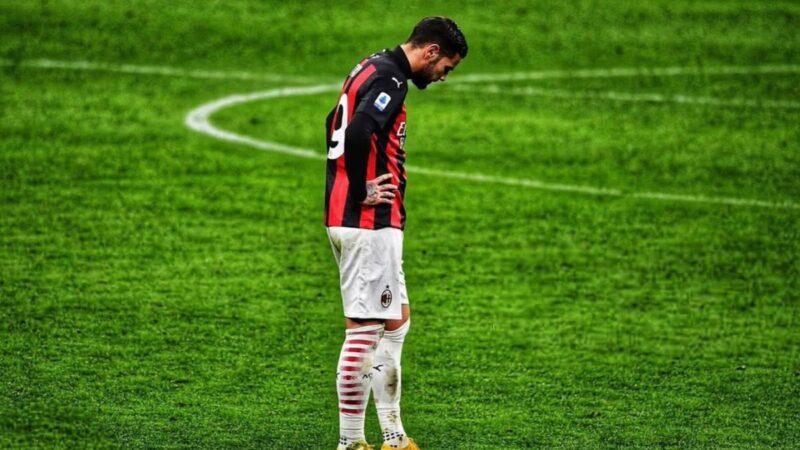 Theo sbaglia e non brilla, senza di lui il Milan va in affanno