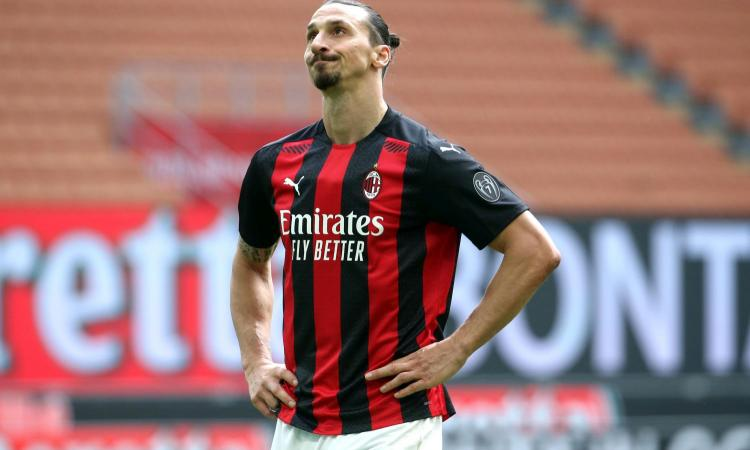 """Altafini: """"Il Milan dipende troppo da Ibra e Theo"""""""